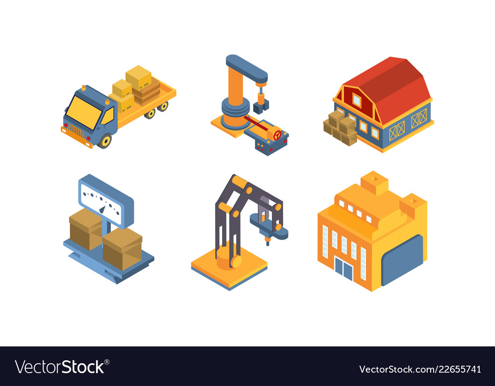 Warehouse equipment delivery and cargo