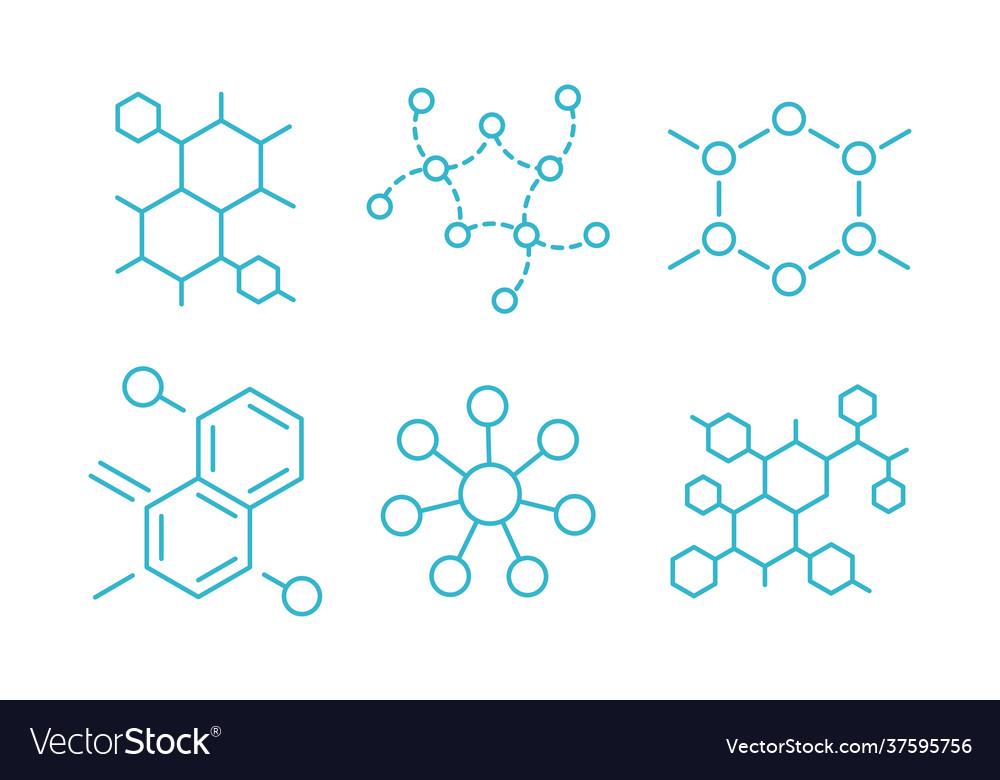 Molecule formula hormone structure the