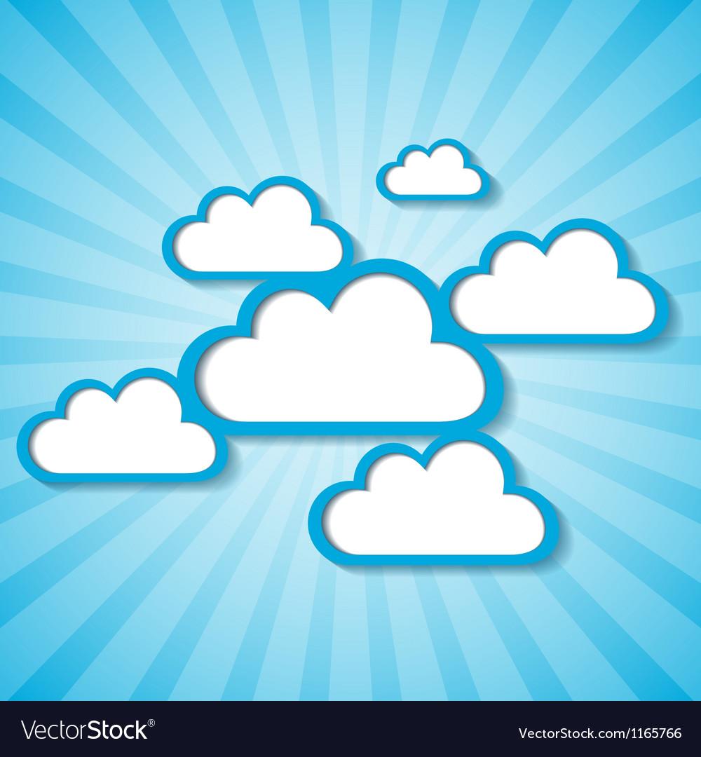 Clouds frames