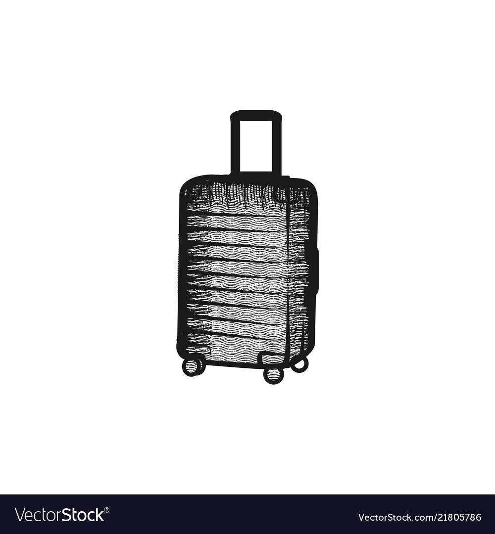 Bag travel tour logo design inspiration