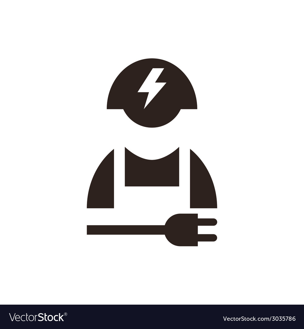 Electrician icon
