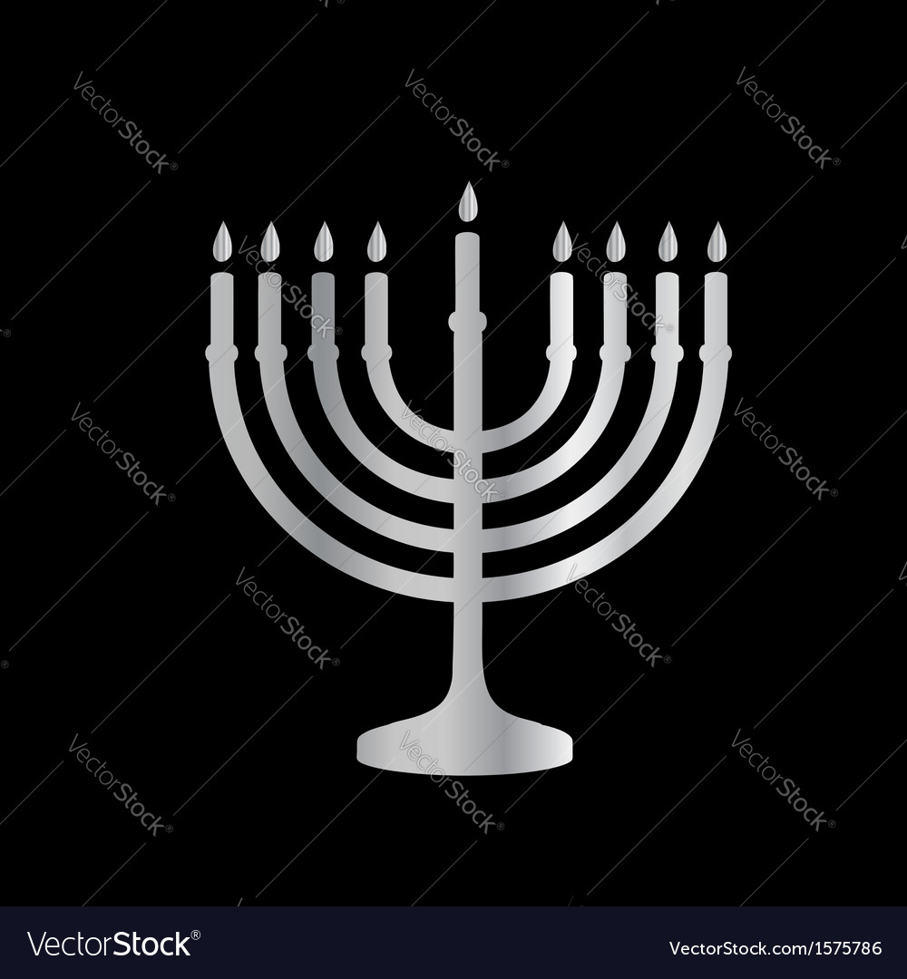 Judaism Menorah