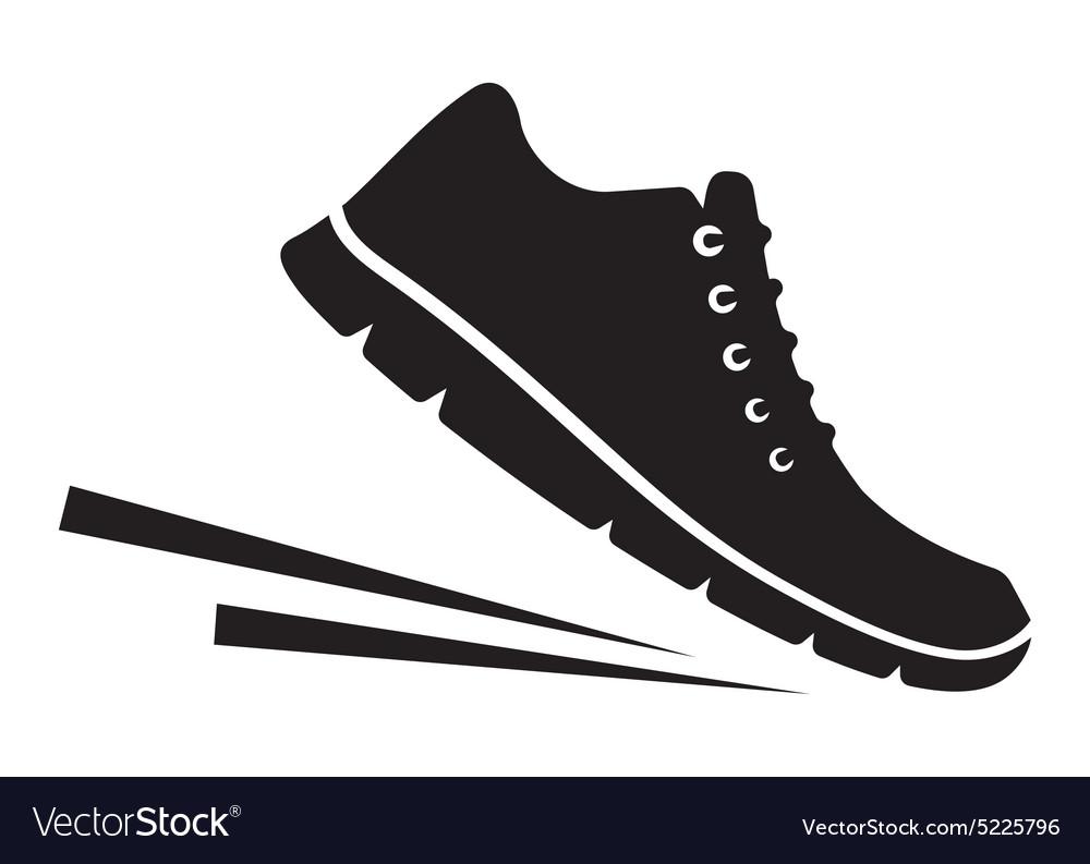 Royalty Free Image Icon2 Vectorstock Shoes Running Vector kiPXZu