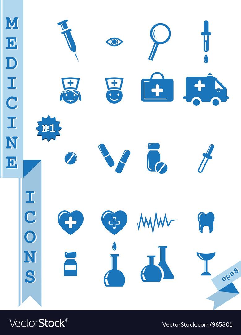 Health Medicine icons