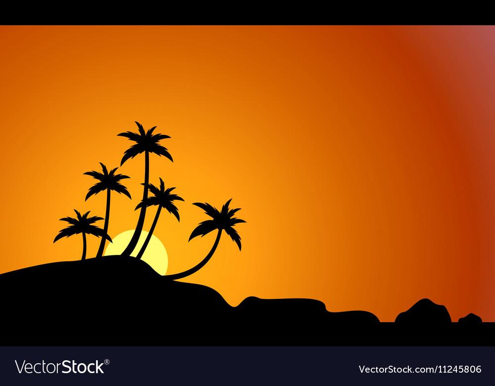 Landscape Silhouettes