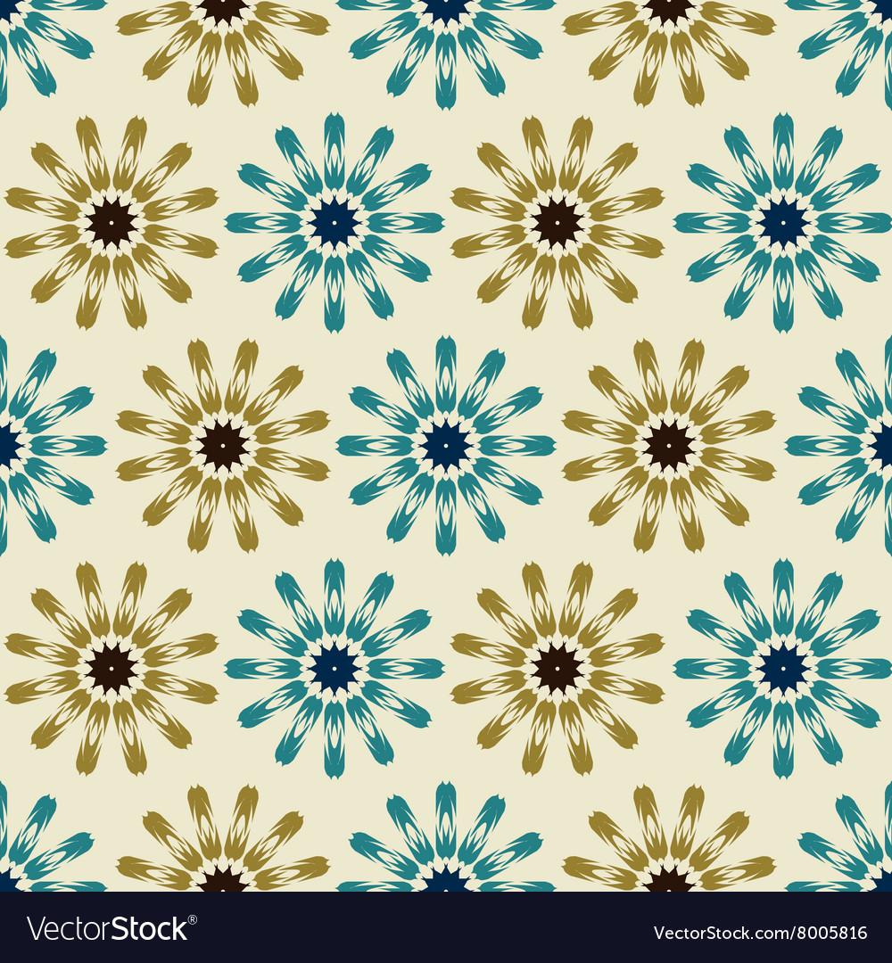 Background flowers pattern