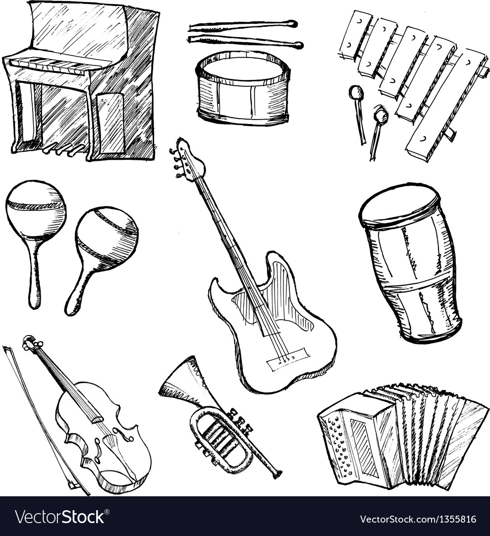 Set of instruments