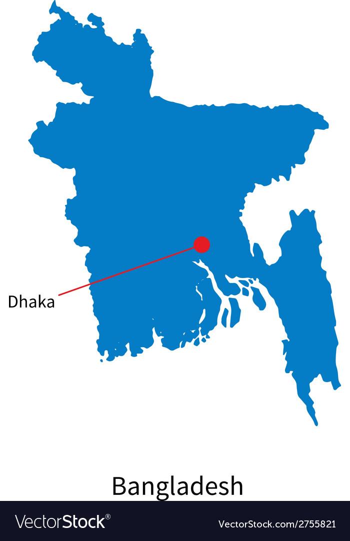 Dhaka City Map Pdf