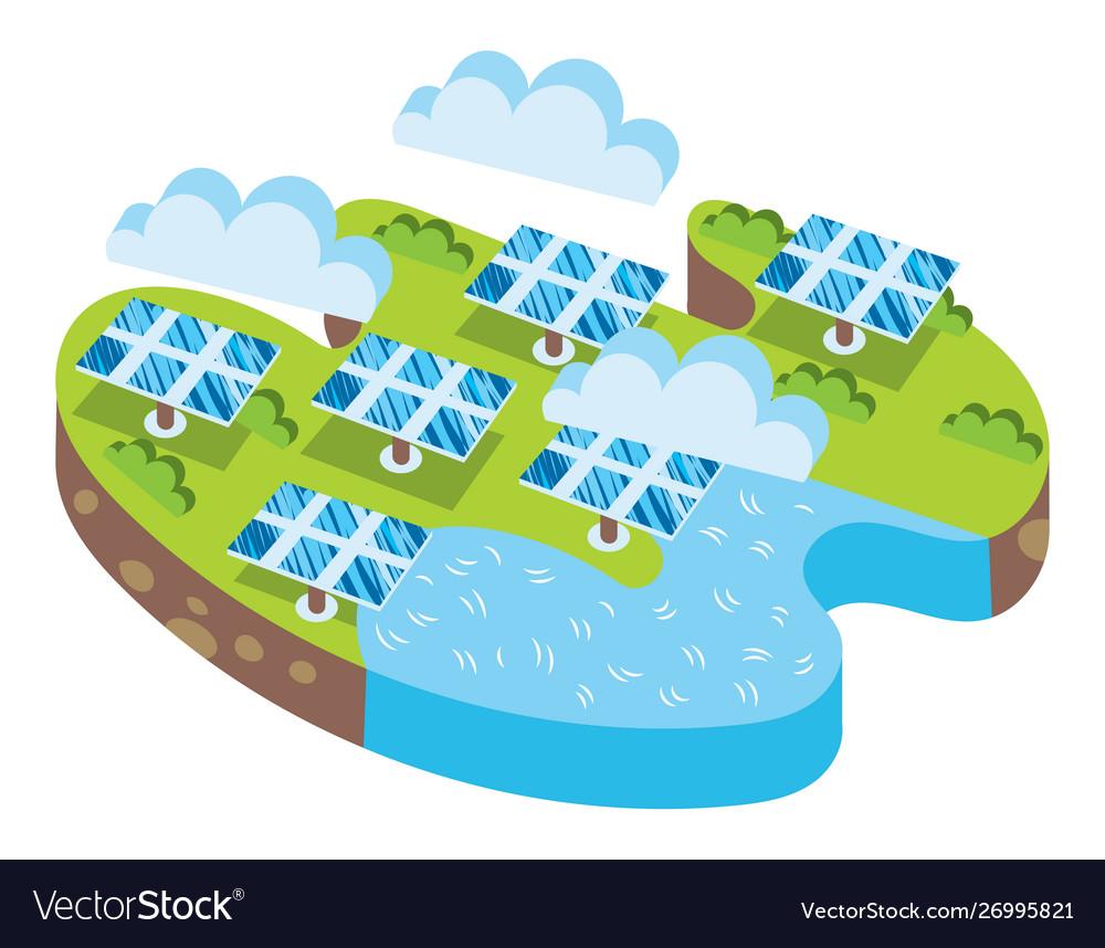 Eco energy green energy