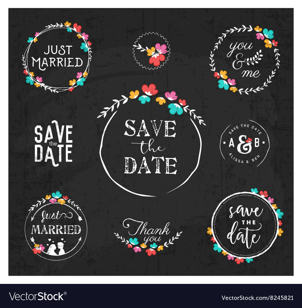 Wedding Design Elements for Invitations