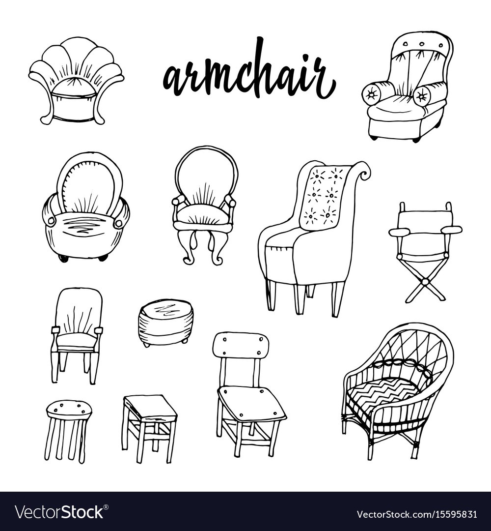 Doodle and chairs