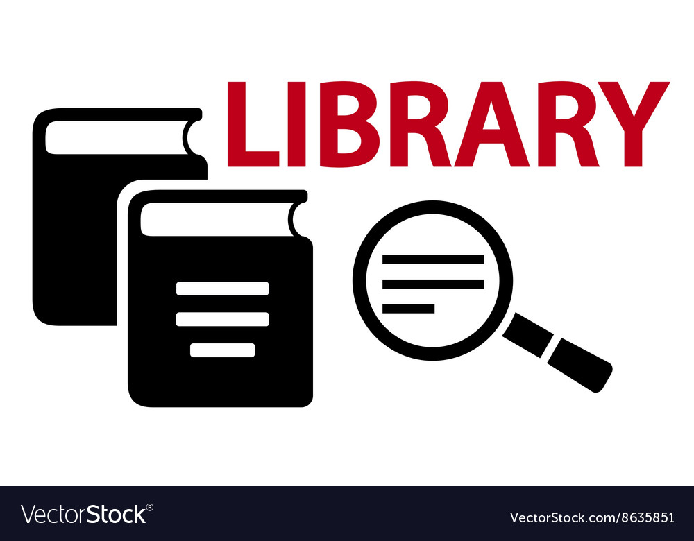 Learning on library concept symbol