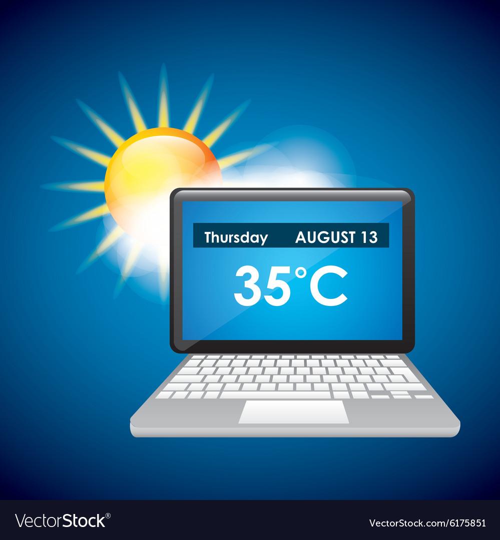 Online weather
