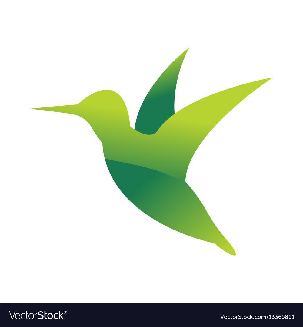 Wild bird animal jungle pet logo silhouette of