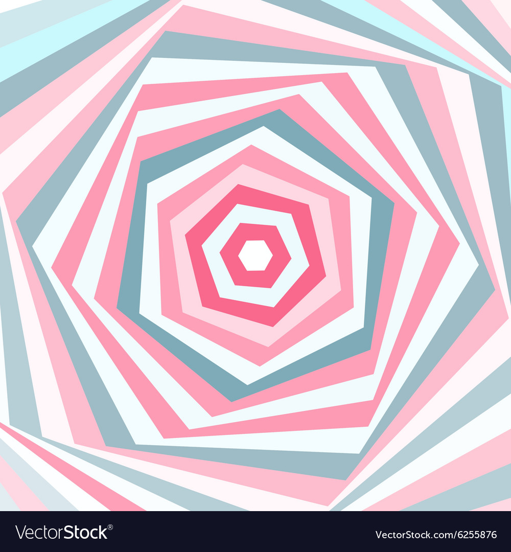 Geometric background in soft pastel colors