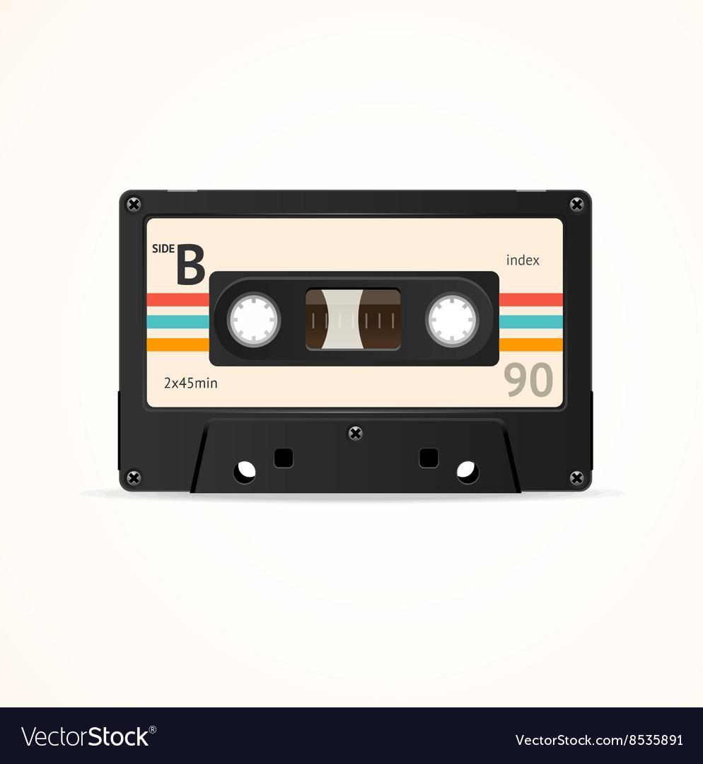 Cassette Tape Old