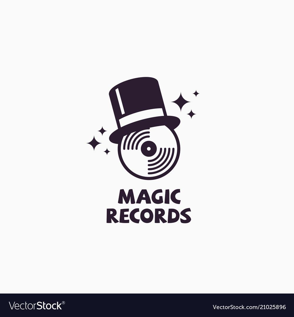 Magic records logo