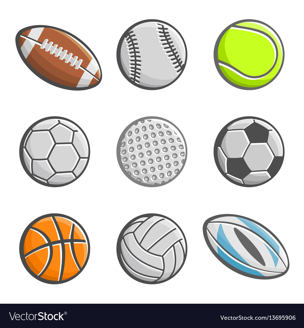Sports equipment ball