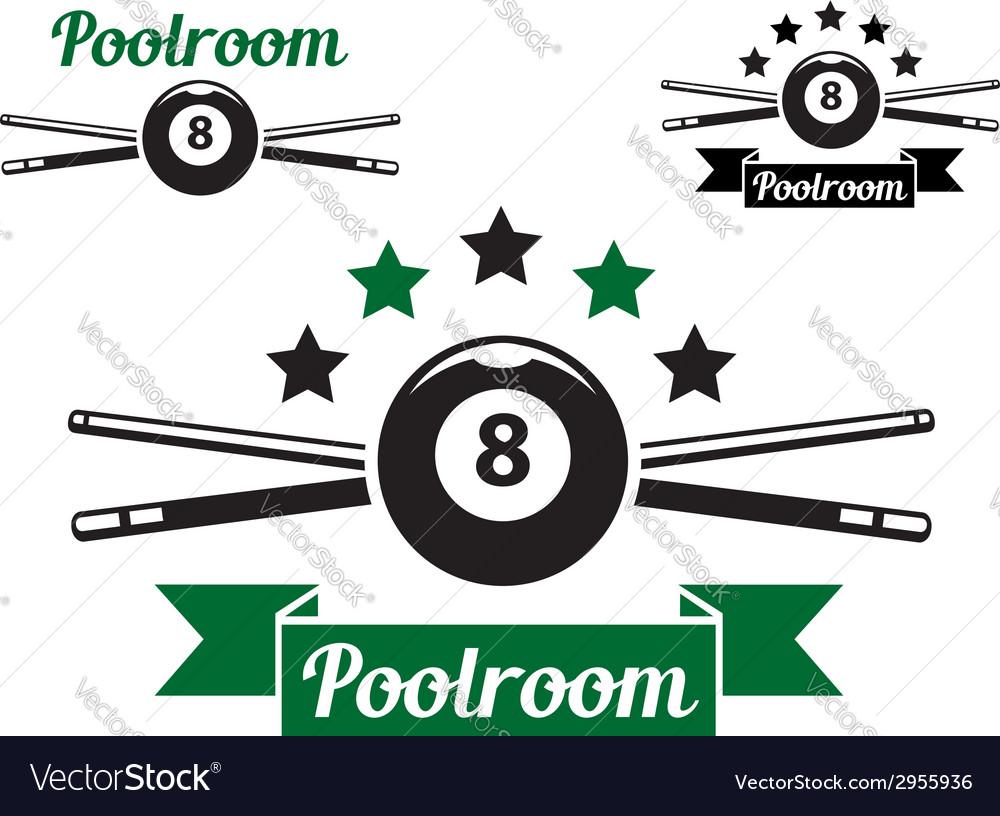 Billiard or snooker design