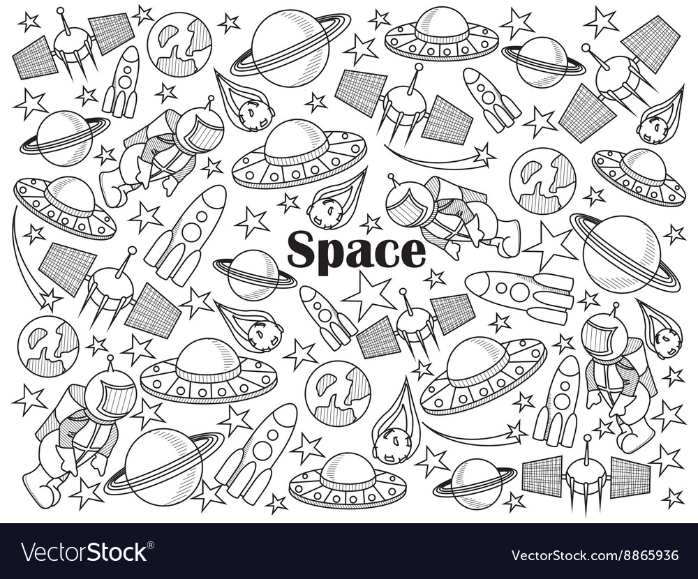 Space colorless set