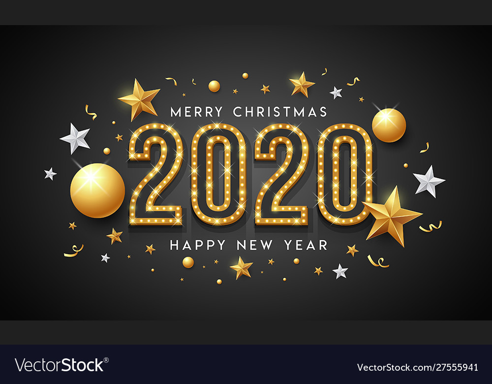 2020 merry christmas and happy new year message