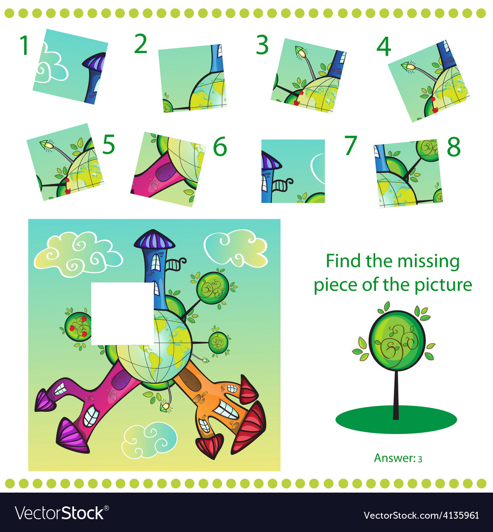 Find Missing Piece