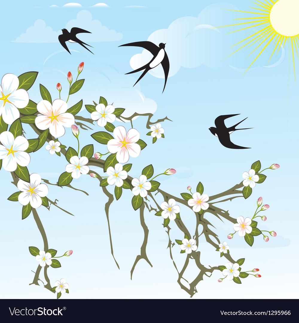 Весна ласточки картинки для детей