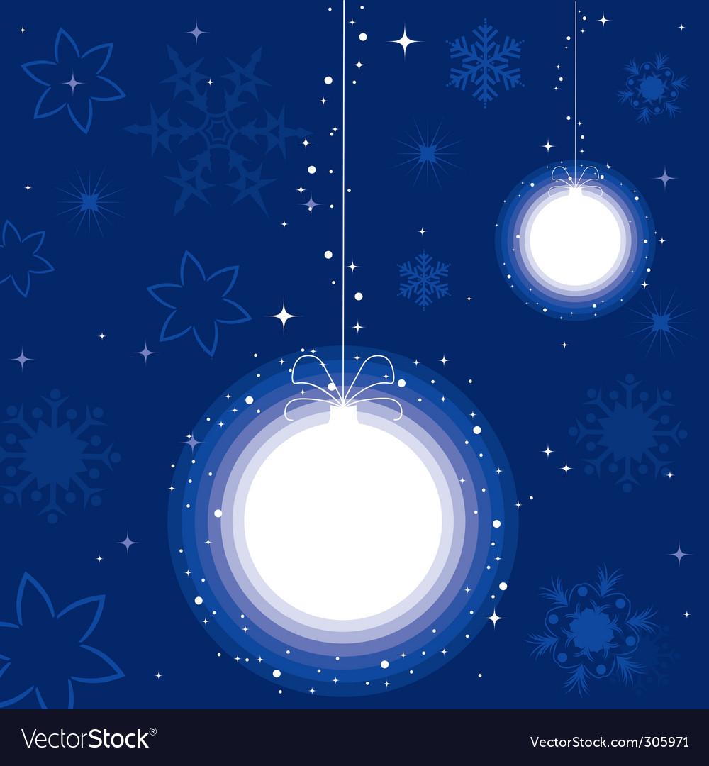 A ball for Christmas tree
