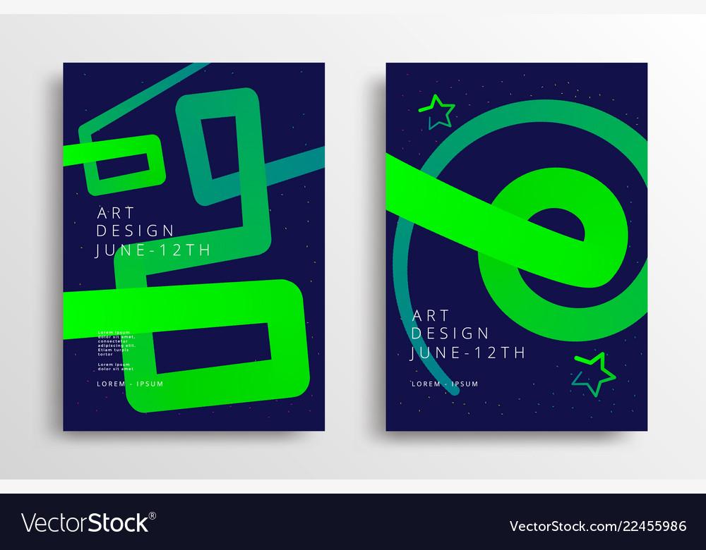 Modern art graphics