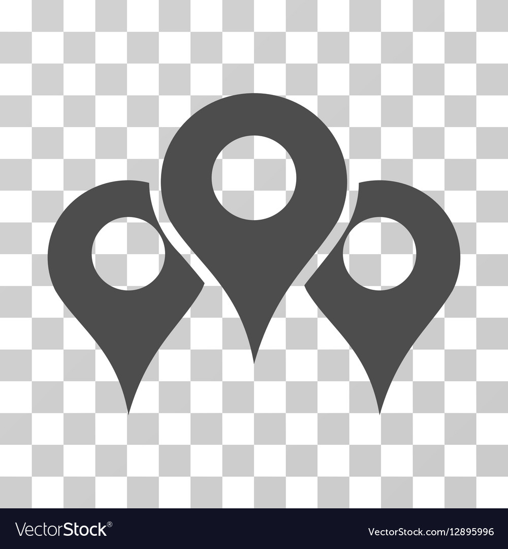 Map Locations Icon