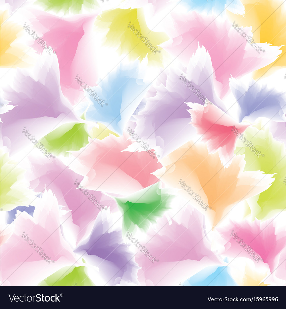 Petal texture floral background abstract nature vector image
