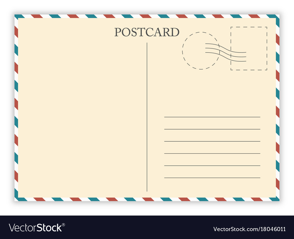 Exelent Postcard Mailing Template Pattern Example Resume And - Jumbo postcard template