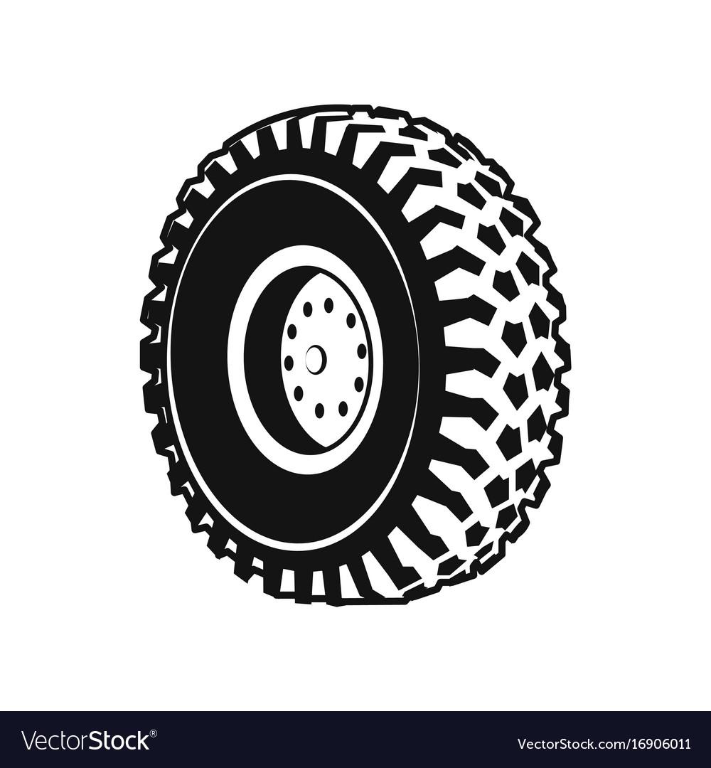 Heavy duty truck wheel rim front and rear