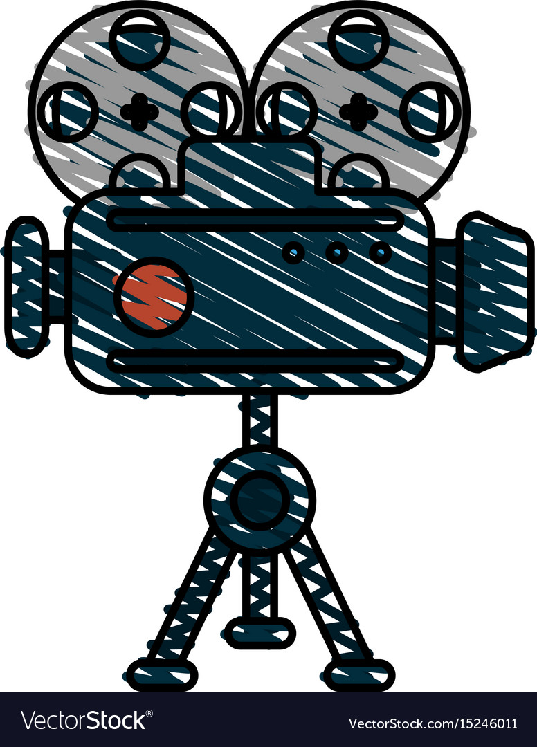 Video camera icon image