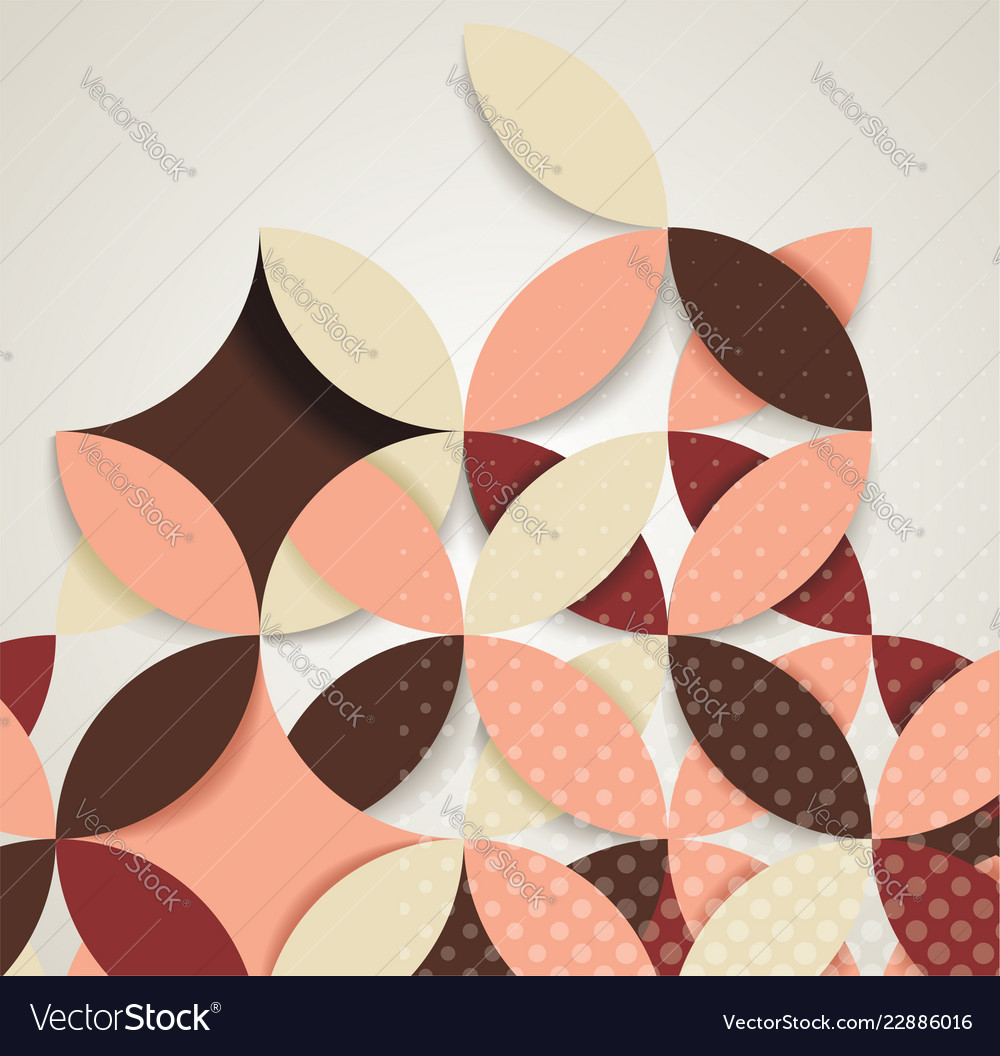 Abstract geometric background for cards covers