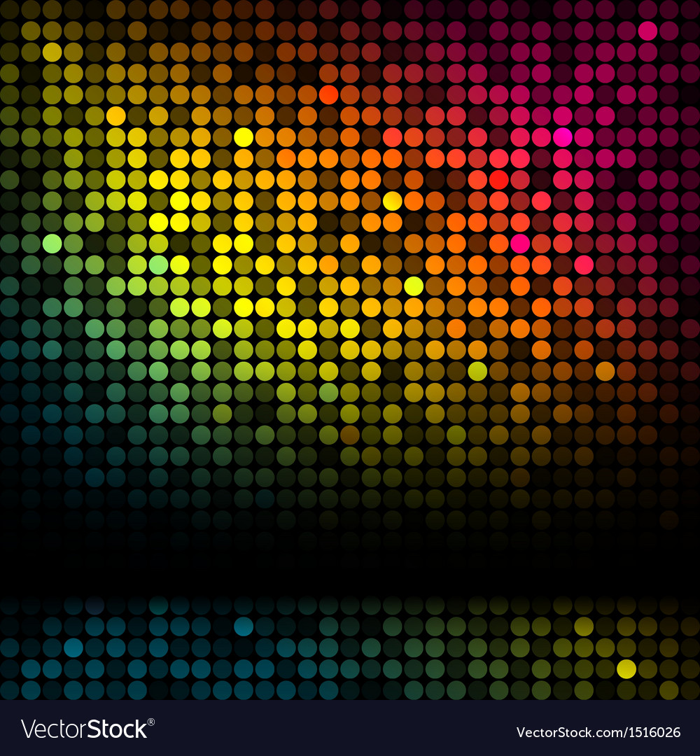 new concept 2cf81 ead21 Disco background with colorful lights
