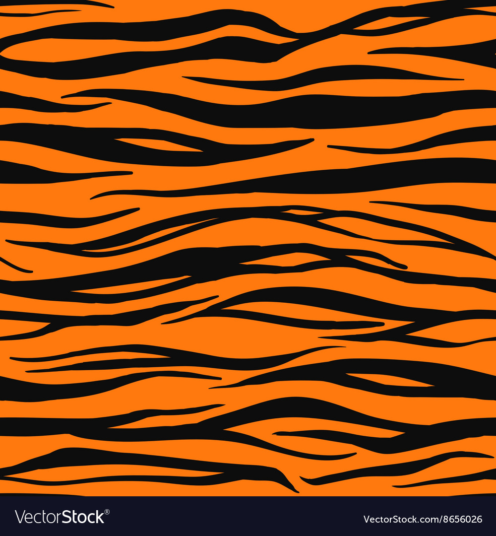 Tiger Pattern New Inspiration Design