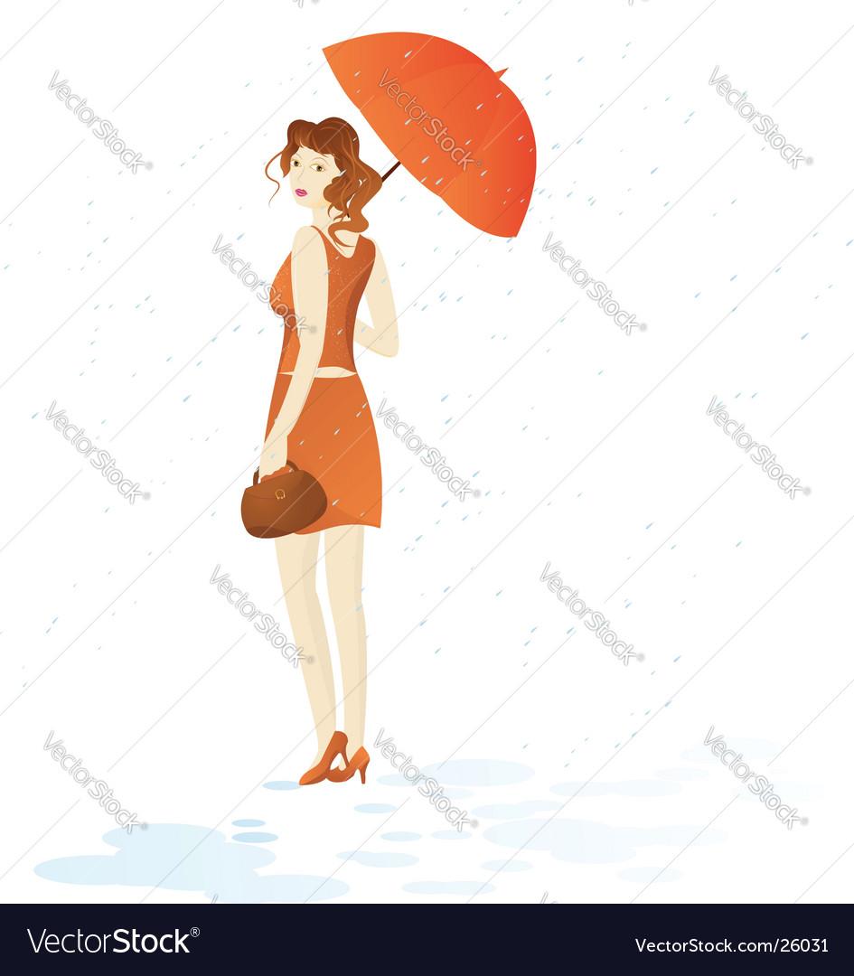 Cartoon Characters Walking To School. girlfriend Girl Walking to