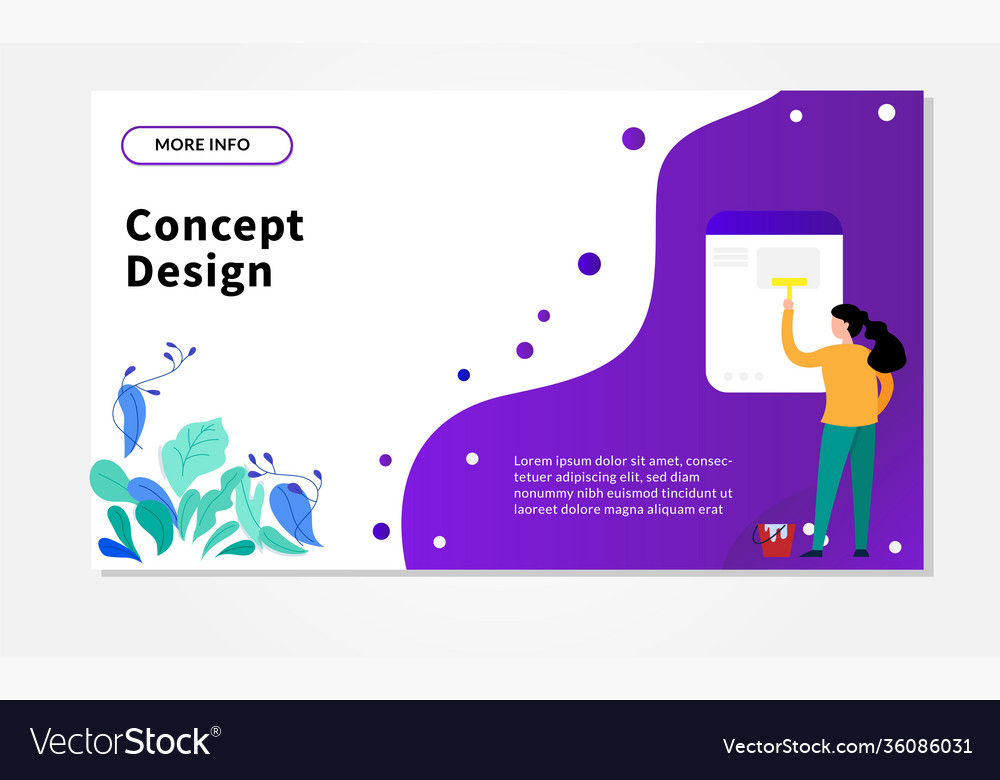 Web page design templates for business finance