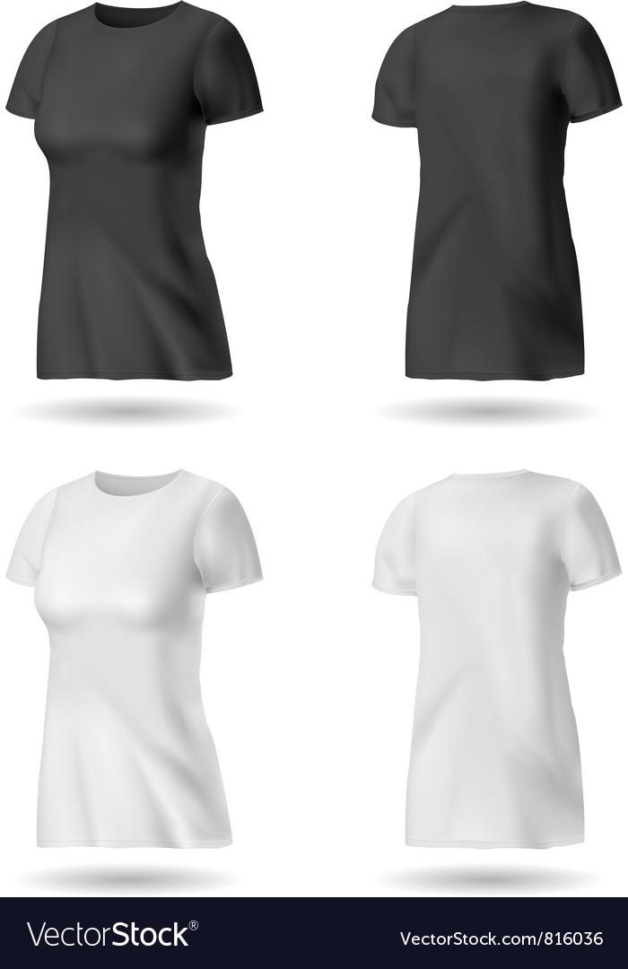 Black and White T shirt