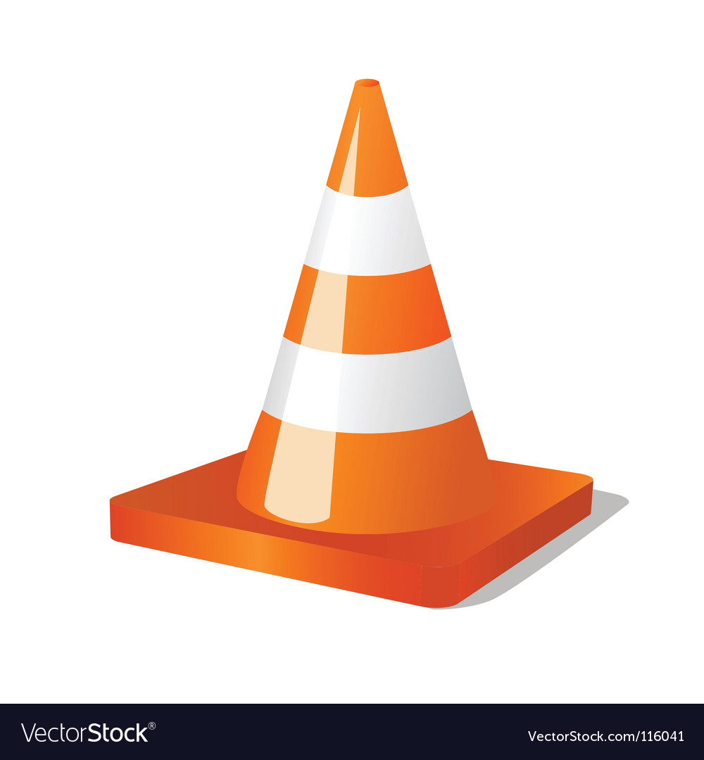 Construction and traffic cone