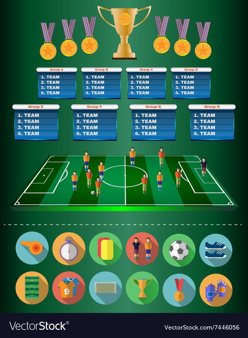 Football Soccer Match Statistics