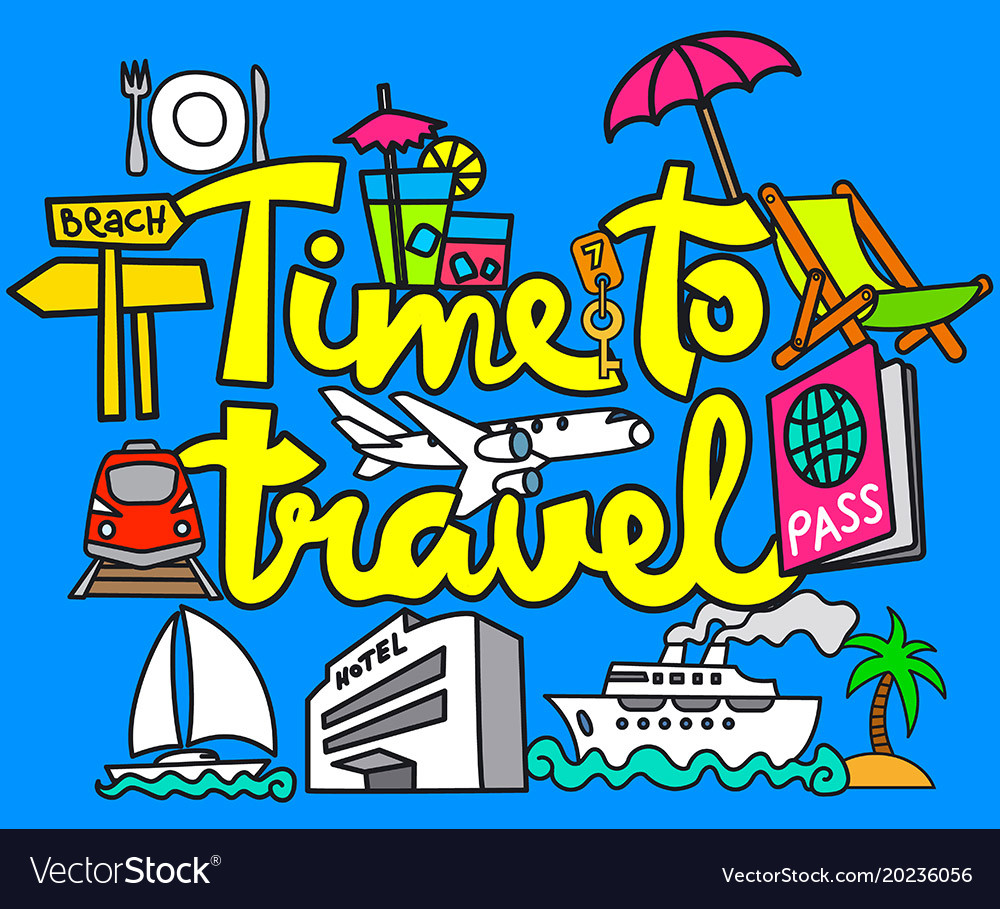 Travel and journey