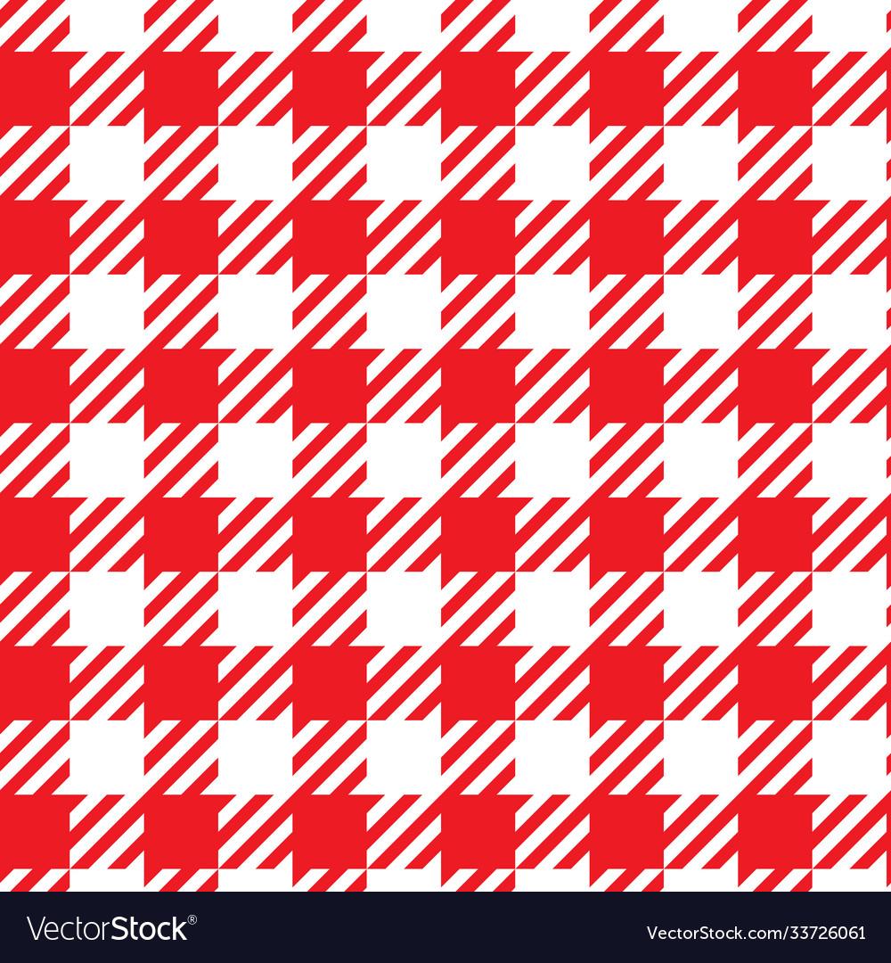 Checkered retro background for menu design