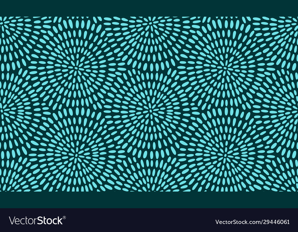 Seamless background abstract ethnic pattern