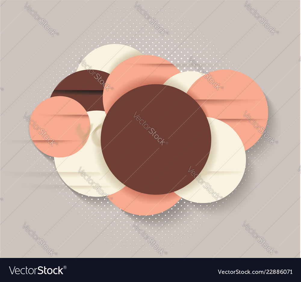 Abstract geometric background can be used for