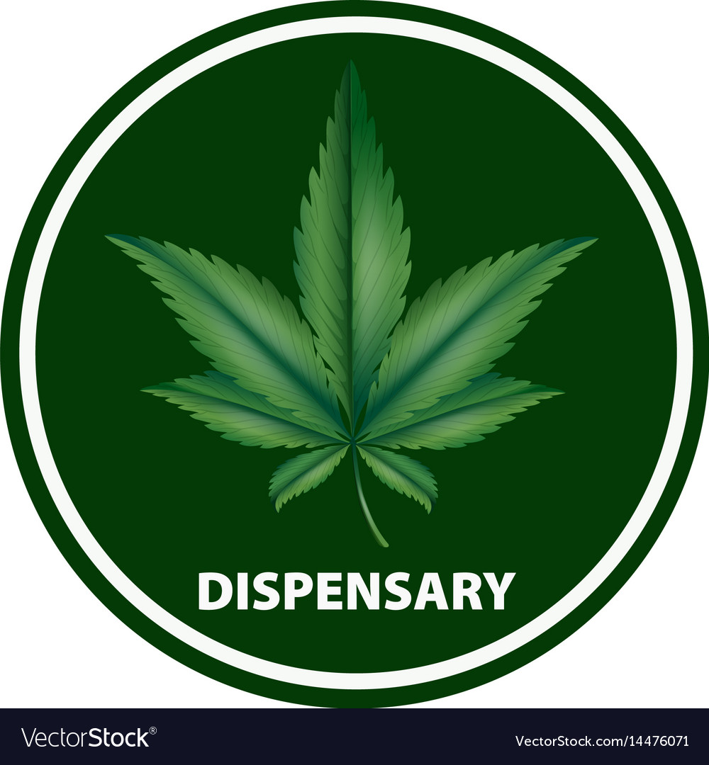 Icon design for dispensary