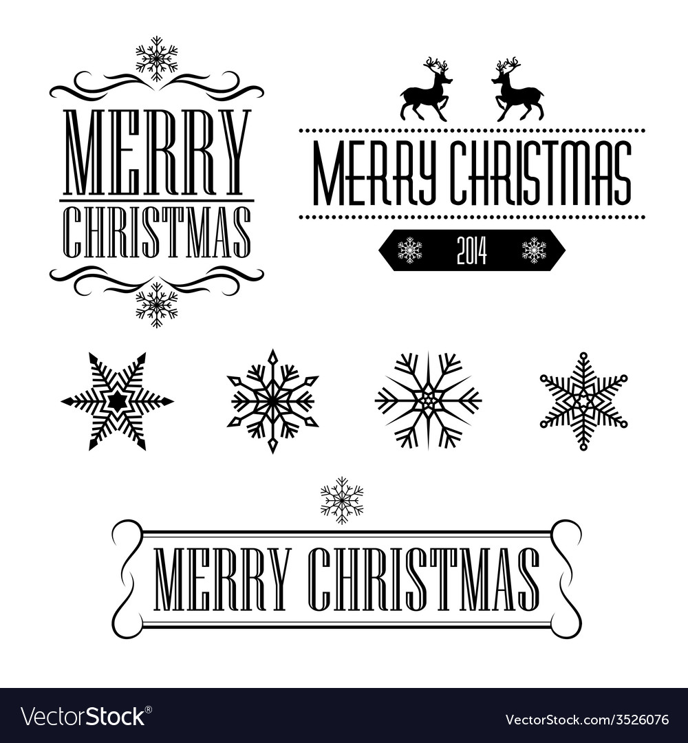 Merry Christmas Decorative Signs And Frames