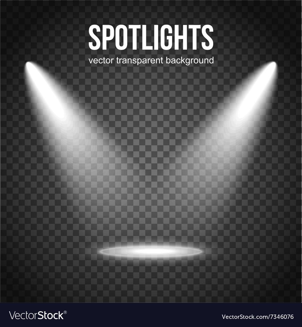 Spotlight Background Spotlight isolated