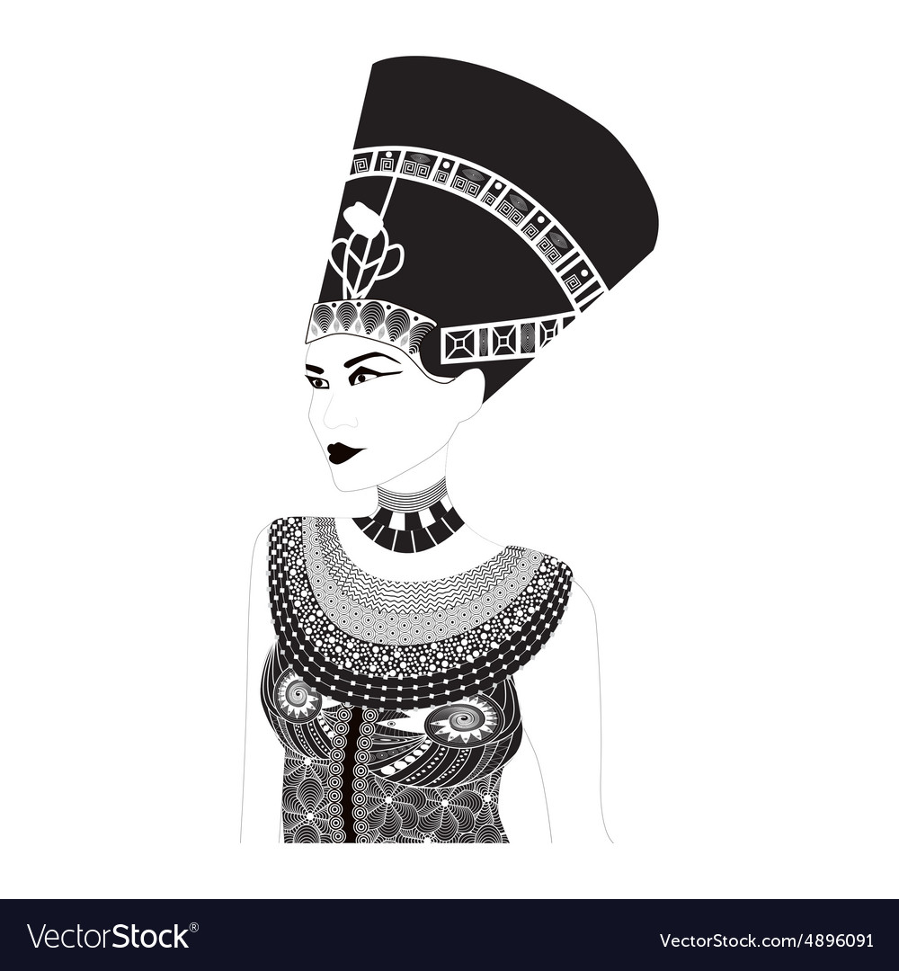 Nefertiti - Egyptian Queen